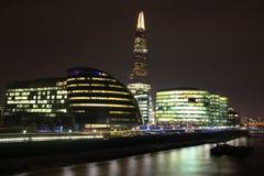 Londres de Night Imagen de archivo libre de regalías
