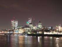 Londres de Night Fotos de archivo