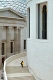 LONDRES - 6 DE NOVEMBRO: Ideia interior da grande corte no Br imagens de stock