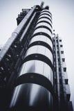 LONDRES - 21 DE SEPTIEMBRE: El edificio de Lloyds Fotografía de archivo libre de regalías