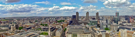Londres del este del norte Foto de archivo