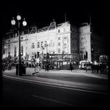 Londres em Noite foto de stock royalty free