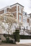 Londres en fleur Photographie stock libre de droits