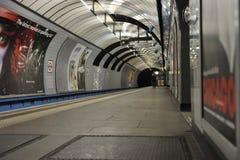 Londres, estación de metro de Pimlico Fotos de archivo libres de regalías