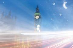 Londres grand Ben Image libre de droits