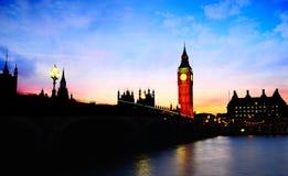 Londres grand Ben Photographie stock libre de droits