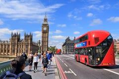 Londres grand Ben Photos stock