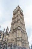 Londres - horloge de tour de grand Ben Photographie stock libre de droits