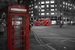 Londres icónico fotos de archivo
