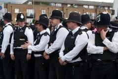 LONDRES, INGLATERRA - 29 DE AGOSTO DE 2011: Carnaval de Notting Hill Fotografía de archivo libre de regalías