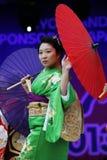 2013, Londres Japão Matsuri Foto de Stock