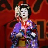 2013, Londres Japão Matsuri Imagem de Stock Royalty Free