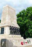LONDRES - 30 JUILLET : Les gardes commémoratives à Londres le 30 juillet, 201 Photo stock