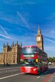Londres, le Parlement Photos stock