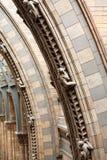 LONDRES, le R-U, musée d'histoire naturelle - bâtiment et détails Photographie stock libre de droits