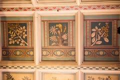 LONDRES, le R-U, musée d'histoire naturelle - bâtiment et détails Photographie stock