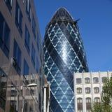 Londres moderna Imagens de Stock