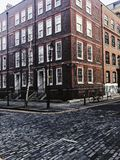 Londres no inverno imagens de stock royalty free