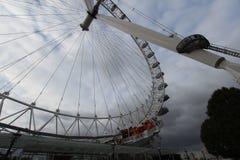 Londres observe l'attraction 2015 gentille images stock