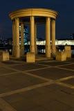 Londres par nuit image libre de droits