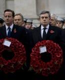 Londres - parada da relembrança Fotografia de Stock