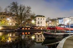 Londres, poca Venecia Foto de archivo libre de regalías