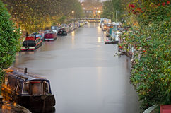 Londres, pouca Veneza Foto de Stock Royalty Free