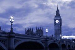 Londres, proibição grande Imagem de Stock