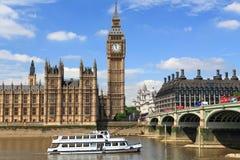 Londres R-U Images libres de droits