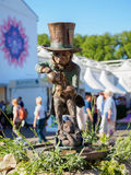 LONDRES, R-U - 25 MAI 2017 : RHS Chelsea Flower Show 2017 Photo stock