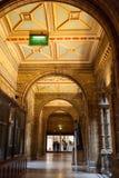 LONDRES, R-U, musée d'histoire naturelle Photos libres de droits