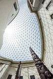 29 07 2015, LONDRES, R-U - vue de British Museum et détails Image stock