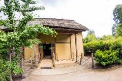 28 07 2015, LONDRES, R-U, vue des jardins de Kew Photographie stock libre de droits