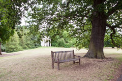 28 07 2015, LONDRES, R-U, vue des jardins de Kew Photo stock
