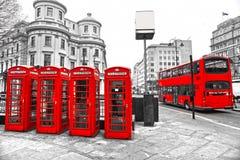Londres, Reino Unido. Fotos de Stock Royalty Free