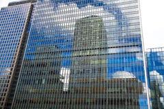 LONDRES, Reino Unido - CANARY WHARF, o 22 de março de 2014 avenida ocidental da Índia Foto de Stock Royalty Free