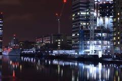 Londres Reino Unido 02/12/2017 A cidade dos líderes do banco de Europa Imagens de Stock Royalty Free