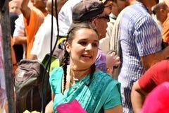 24/06/2018 Londres Reino Unido Colores preciosos en las calles Fotografía de archivo libre de regalías