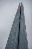 LONDRES, REINO UNIDO - 9 DE ABRIL DE 2013: Torre del negocio de Londres Imagen de archivo libre de regalías