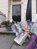 Homenaje a Margaret Thatcher Foto de archivo libre de regalías