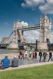 LONDRES, REINO UNIDO - 12 DE MAIO DE 2016: O Trekker da opinião da rua de Google traça o a Imagens de Stock