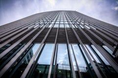Londres, Reino Unido - 29 de marzo de 2017: El rascacielos en la calle de 20 Fenchurch Foto de archivo libre de regalías