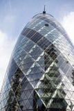 Londres, Reino Unido - 30 de outubro de 2017:- o Gerkin Imagens de Stock Royalty Free