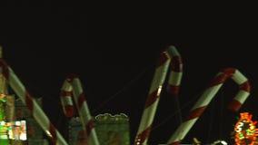 Londres, Reino Unido - diciembre, 16 : Hyde Park, Winterwonderland metrajes