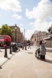 LONDRES, Reino Unido - escenas urbanas del paisaje y de la calle Foto de archivo