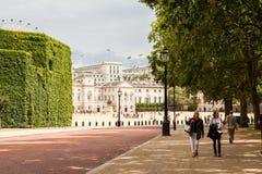 LONDRES, Reino Unido - escenas urbanas del paisaje y de la calle Imagen de archivo