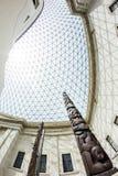 29 07 2015, LONDRES, Reino Unido - opinión de British Museum y detalles Fotos de archivo