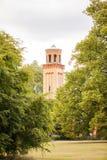 28 07 2015, LONDRES, Reino Unido, visión desde los jardines de Kew Foto de archivo