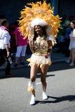 Londres, Royaume-Uni - 27 août 2017 Carnaval 2008 de Notting Hill image libre de droits