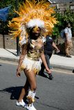 Londres, Royaume-Uni - 27 août 2017 Carnaval 2008 de Notting Hill photo stock